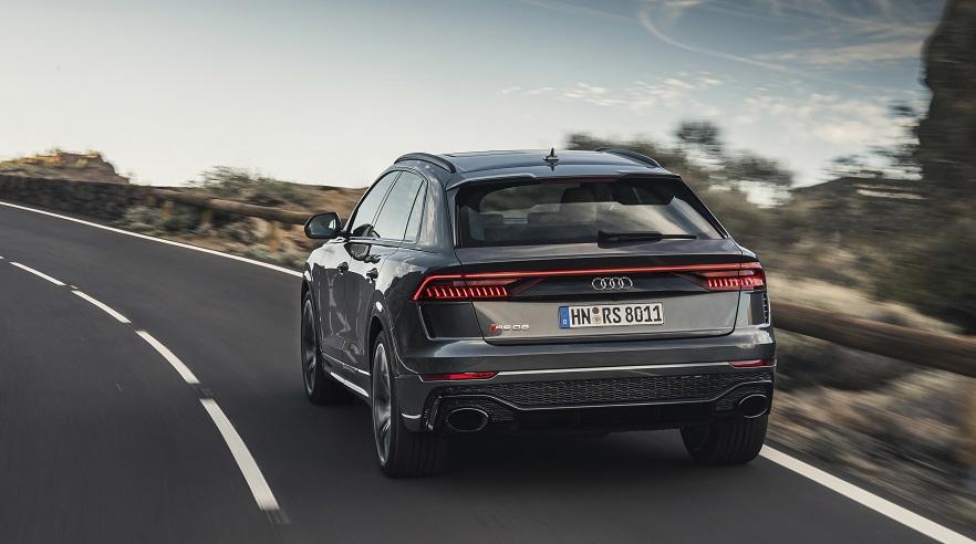 Audi RS Q8, el más potente de los SUV.