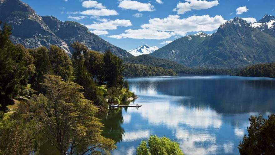Bariloche es uno de los destinos más buscados a nivel local