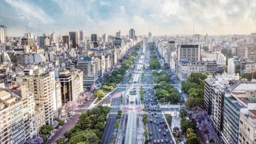 La ciudad de Buenos Aires es una de las más buscadas