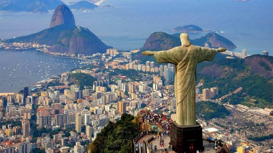 Esta es una de las imágenes más emblemáticas de Río de Janeiro