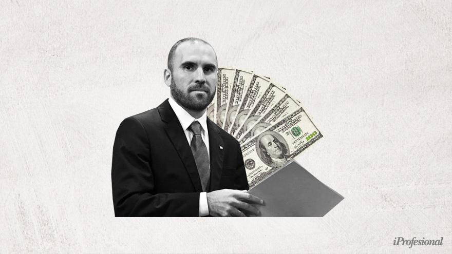 Los bancos aprovecharon la emisión de Guzmán para incrementar su dolarización