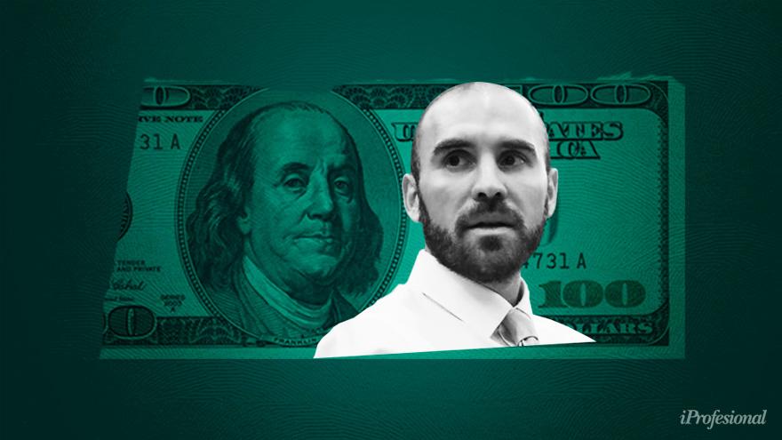 Un dólar calmo, clave para el despegue que busca Guzmán.