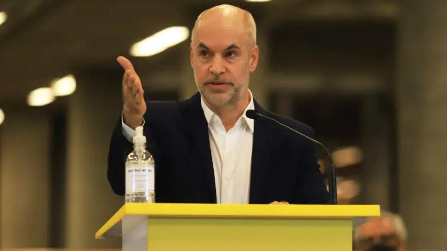 La palabra de Horacio Rodríguez Larreta será otra que concitará máxima atención en el Coloquio.