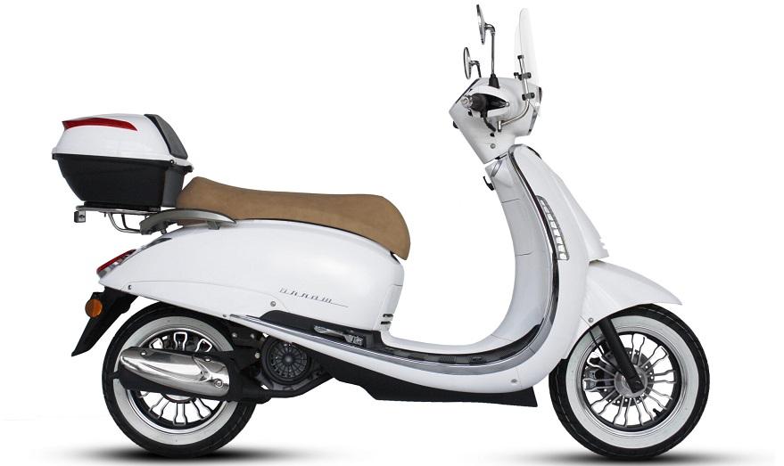 Beta, las motos para comprar con crédito oficial.