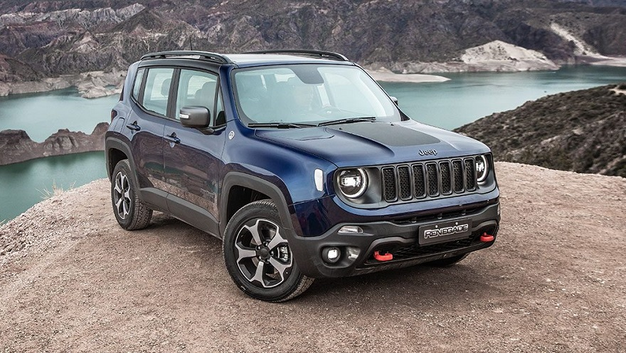 Jeep Renegade, el top tres del segmento.