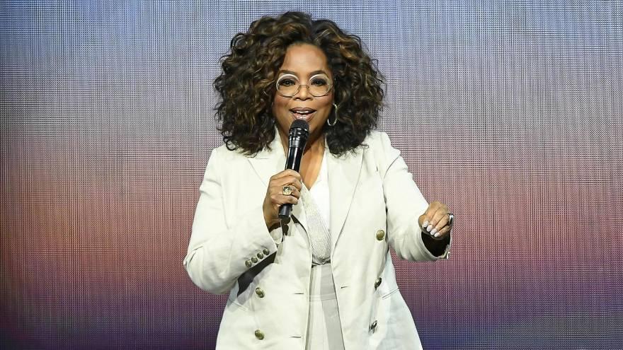 Oprah fue inspirada por otra gran mentora