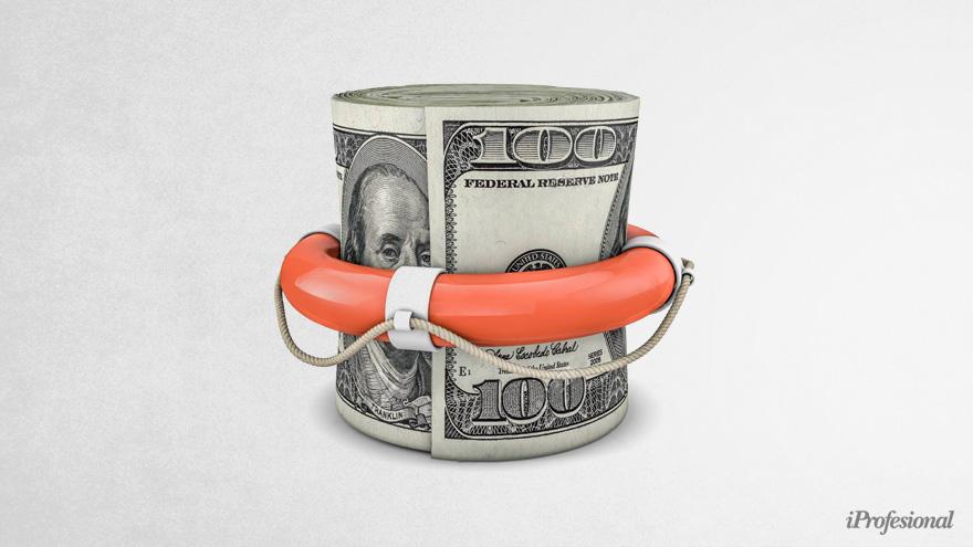 Para Redrado, es primordial bajar la brecha entre el dólar oficial y el financiero