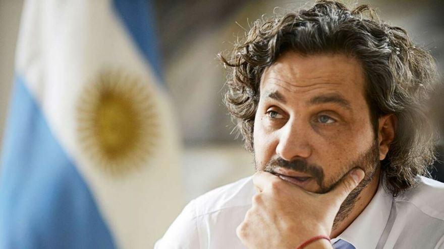 Santiago Cafiero, adelantó que el gobierno nacional analiza una alternativa de ayuda económica