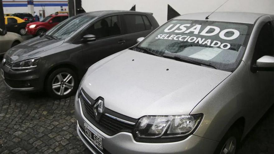Durante el año pasado, los vehículos usados sufrieron un incremento del 64% en promedio