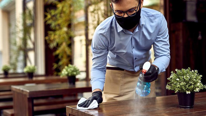 La pandemia afectó con especial dureza el sector gastronómico.