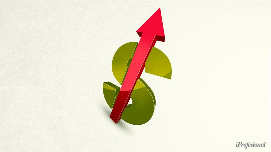 el gobierno de AF tendrá más suba del dólar, más inflación, más caída del PBI per cápita, más destrucción de trabajo