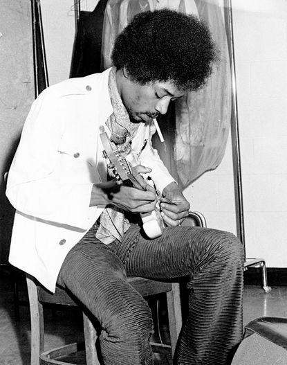 Jimi Hendrix falleció el 18 de septiembre de 1970