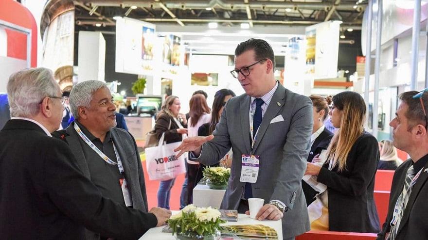 La Feria Internacional de Turismo de América Latina se realizará en 2021