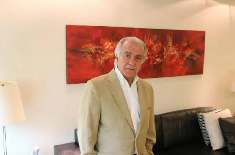 Guillermo Pérez, CEO del Grupo GNP