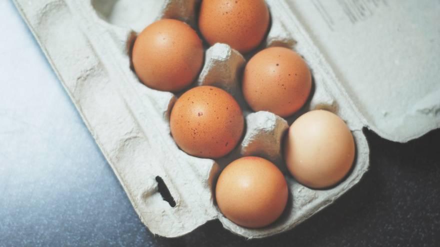 Los huevos son uno de los alimentos que no se deben lavar