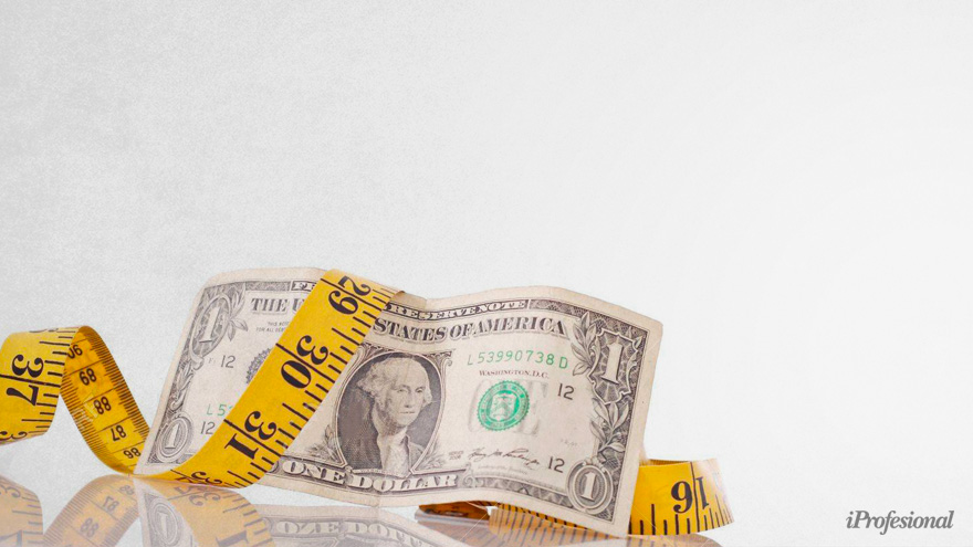 Las distorsiones económicas generan que los argentinos midan sus ahorros en dólares y busquen resguardo en esa moneda.