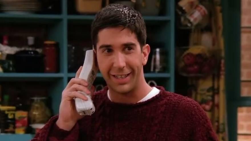 Ross no cumplió años en tres temporadas de la serie