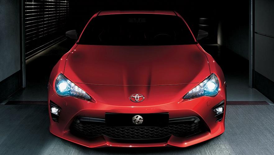 GT86, el deportivo de Toyota.