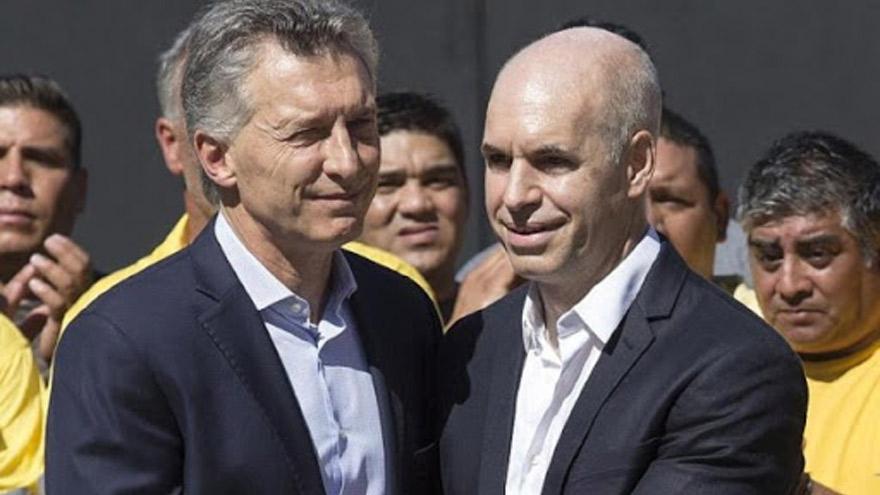 Rodríguez Larreta le lleva cada vez mayor ventaja a Mauricio Macri como candidato opositor