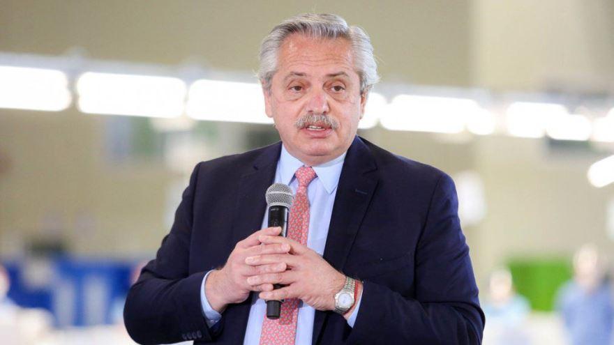 Qué dijo Giacomini sobre la gestión de Alberto Fernández