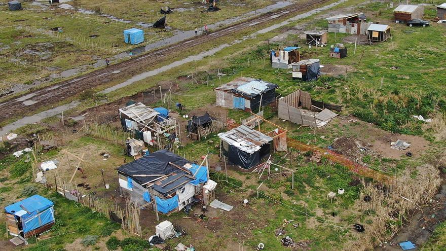 En la nueva agenda se fijó como prioridad la gestión de la emergencia habitacional para cortar la crisis de las tomas de terrenos