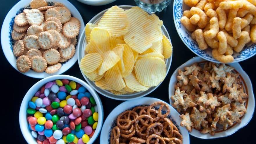 Los alimentos ultraprocesados son fuente de una gran cantidad de sustancias perjudiciales para salud