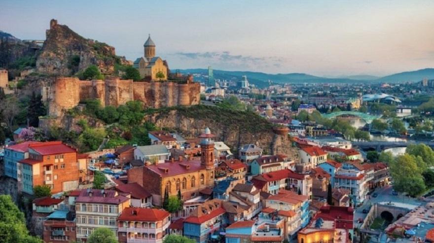 La capital de Georgia está en pie desde el siglo V