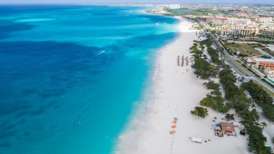 Aruba ofrece la posibilidad de hacer teletrabajo o tomar una