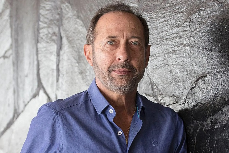 Guillermo Francella protagoniza Granizo.