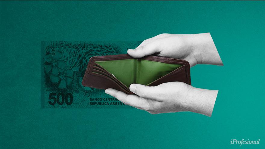 Aumentó el endeudamiento en pesos un 50% interanual