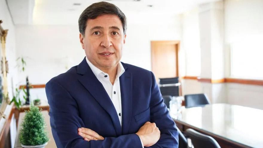 Ministro de Desarrollo Social, Daniel Arroyo