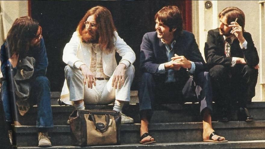 Los Beatles, en su última época juntos