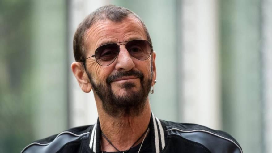 Ringo es el cuarto Beatle y todavía está activo, al igual que McCartney