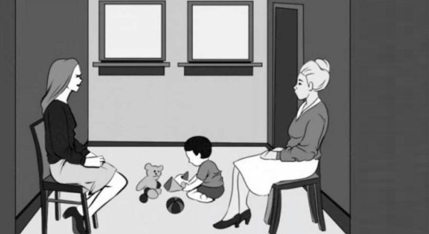 Reto visual: El 70% no puede resolverlo, ¿quién es la madre?