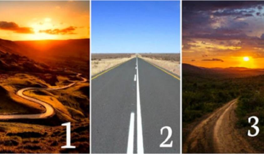 Según el camino elijas, podés descubrir cosas de tu personalidad