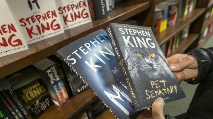 Las novelas de Stephen King se han adaptado a la pantalla grande y se han transformado en pelñiculas de terror