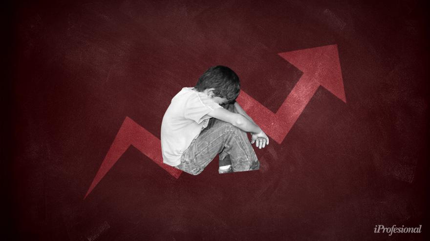 Por efecto de la cuarentena, se disparó la cifra de pobreza e indigencia en el país. El Gobierno analiza medidas de contención