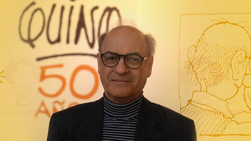 Quino fue el autor de Mafalda