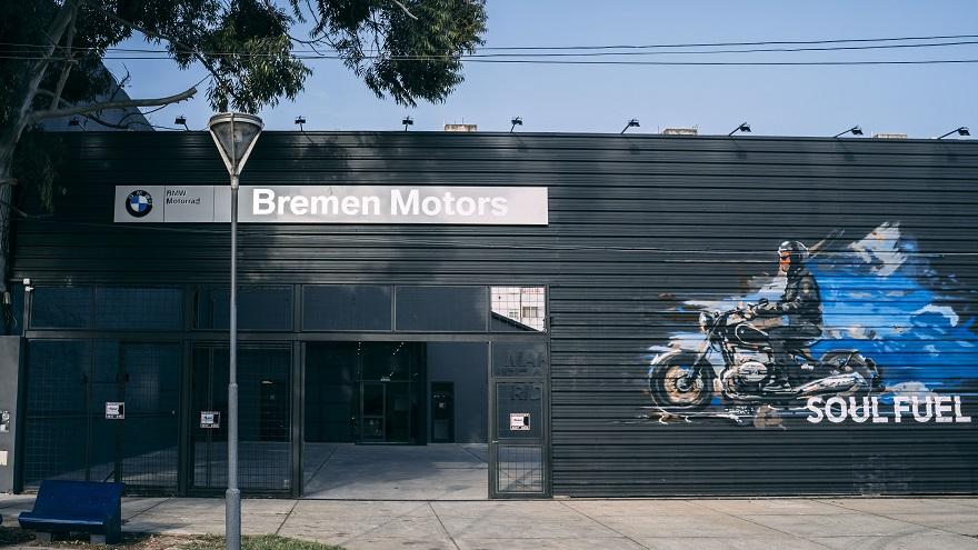 Bremen Motos, nuevo concesionario Motorrad.