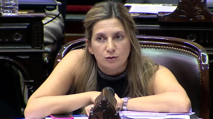 La diputada Silvia Lospennato, una de las impulsoras del proyecto.