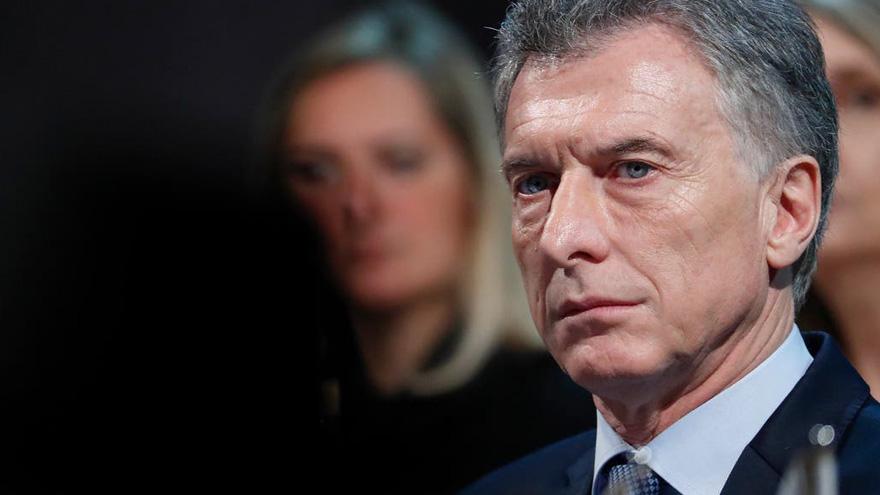 Fink se reunió con Macri en Casa de Gobierno cuando era presidente y prometió inversiones.