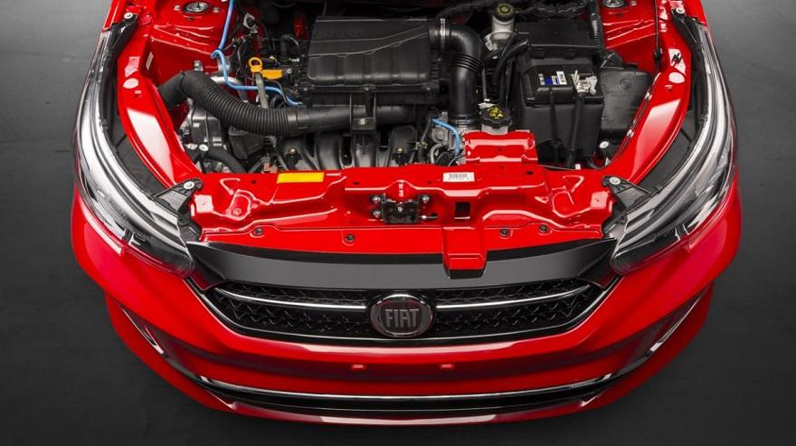 Fiat Cronos ofrece dos opciones de motorización.
