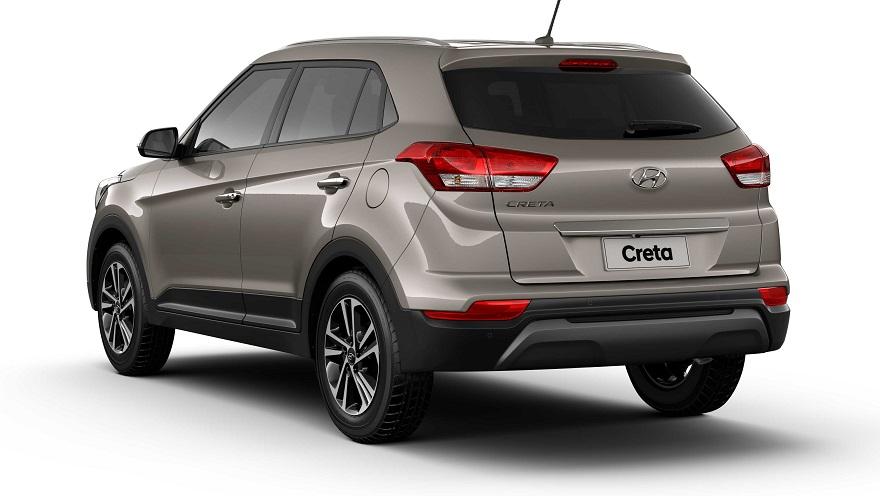 Hyundai Creta, ahora llega renovada con nueva estética.