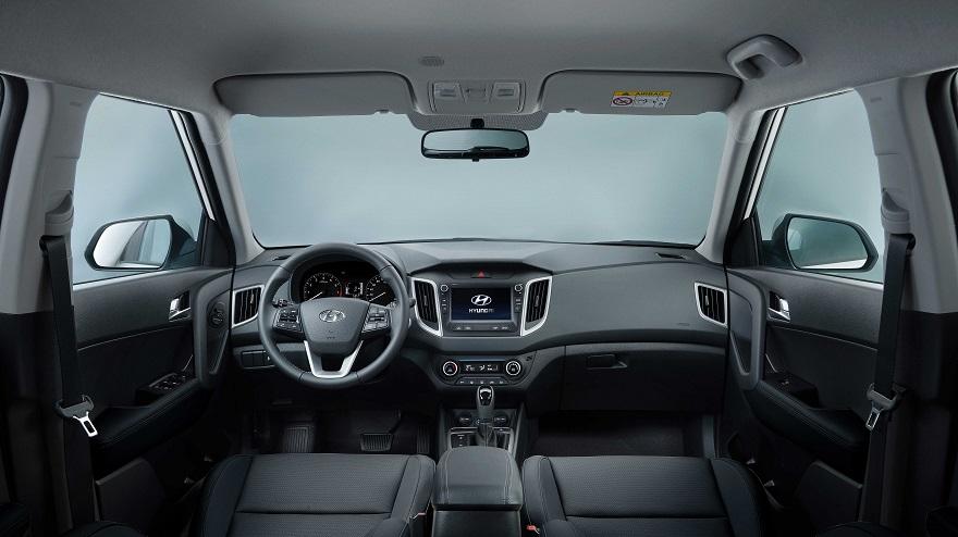 Hyundai Creta 2020 suma más seguridad.