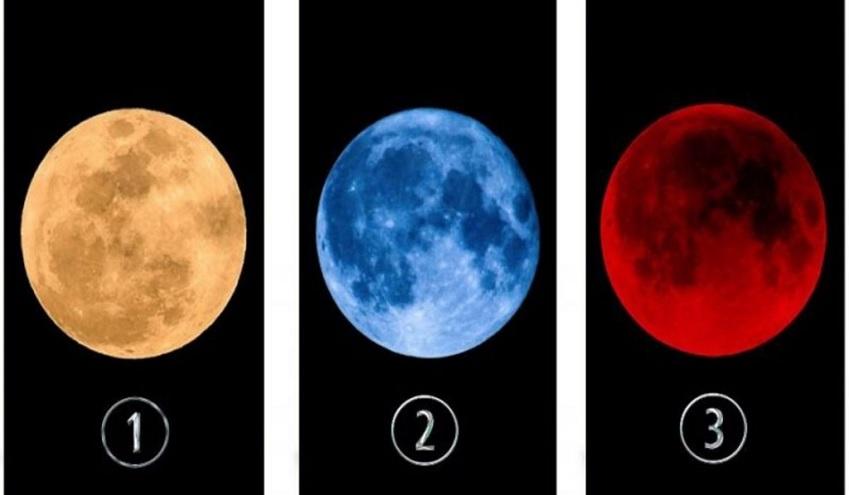 Dime qué Luna eliges y tendrás la respuesta que estabas esperando