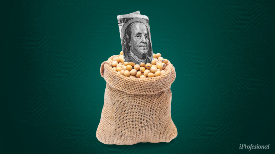 El Gobierno busca que los productores liquiden su cosecha e inviertan en bonos dólar linked
