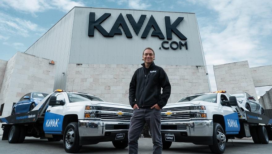 Carlos García Ottati, CEO de Kavak