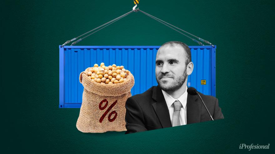 El mercado, escéptico sobre una mayor liquidación de exportación de soja tras el anuncio de Guzmán sobre las retenciones