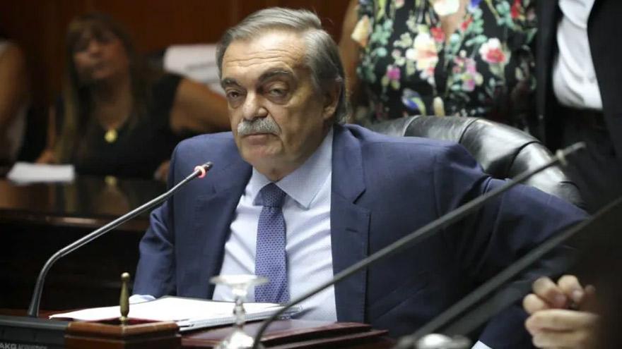Alberto Lugones, titular del Consejo de la Magistratura.