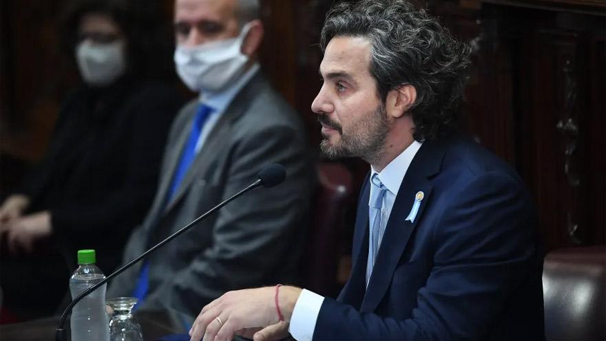 El jefe de Gabinete de Fernández intervino en la polémica por los jueces.